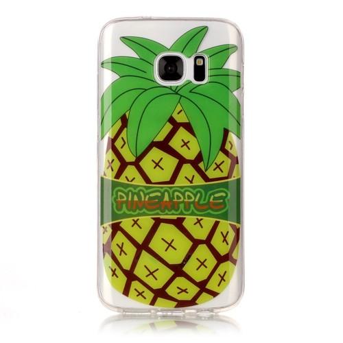 samsung galaxy s7 coque ananas