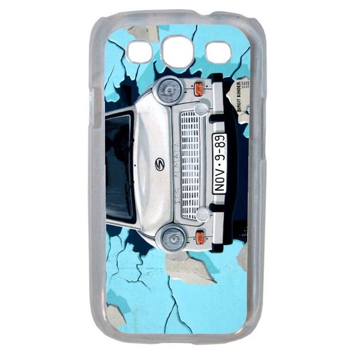 coque graffiti voiture compatible samsung s3 mini transparent pas cher. Black Bedroom Furniture Sets. Home Design Ideas