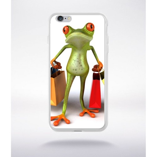 coque iphone 6 plus grenouille