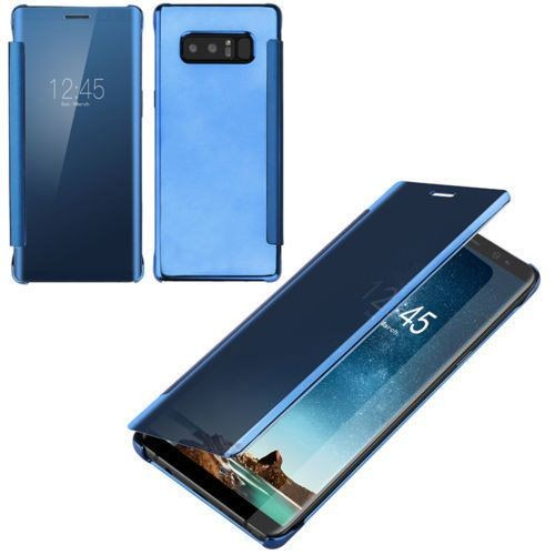 coque clear view samsung s8