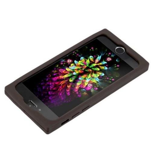 coque iphone 5 3d chocolat