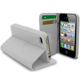 coque portefeuille iphone 4