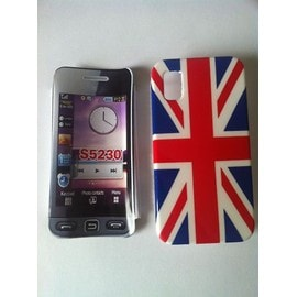Coque Housse Etui Uk Angleterre Samsung S5230 Player One