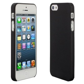 coque housse gel silicone pour iphone 5 5s noir film. Black Bedroom Furniture Sets. Home Design Ideas