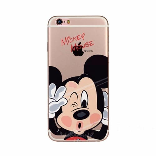 coques iphone 6 mickey
