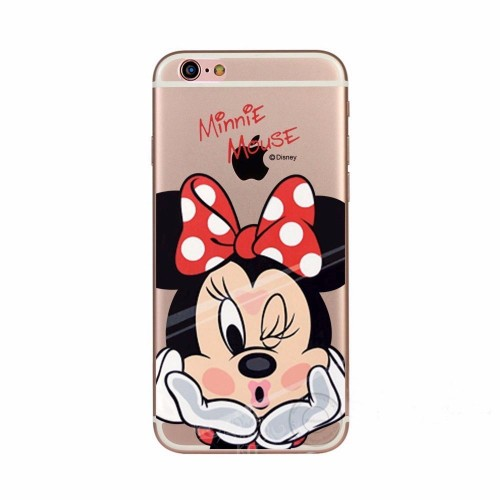 coque iphone 6 silicone dessin anime