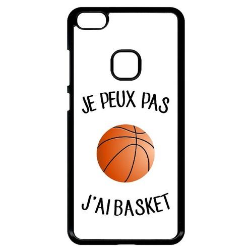 coque huawei p10 basketball