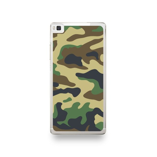 coque huawei p10 camouflage