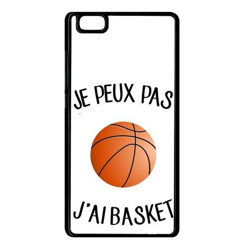 coque huawei p8 basket