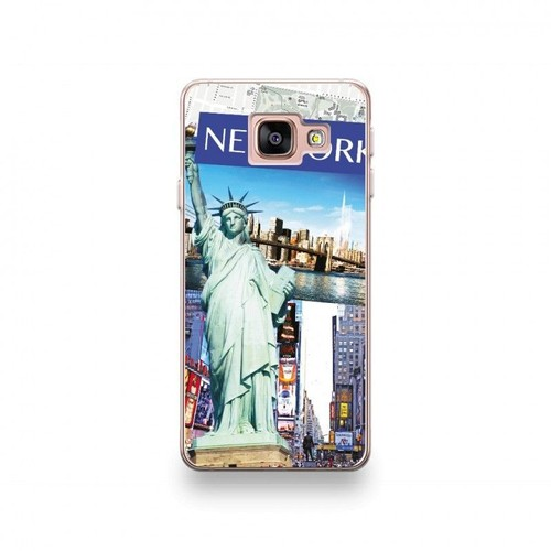 coque huawei y6 2017 new york