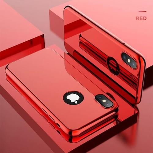 coque apple iphone x rouge