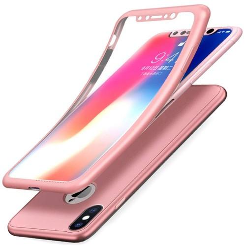 coque integrale rose iphone 6