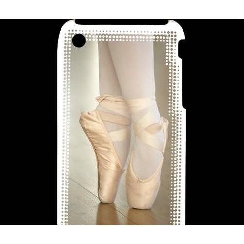 coque iphone 8 chaussons de danse