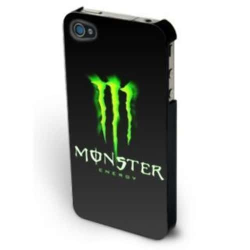 coque iphone 4 4s monster energy pas cher priceminister