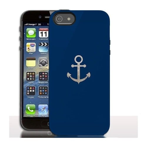 coque iphone 5 ancre