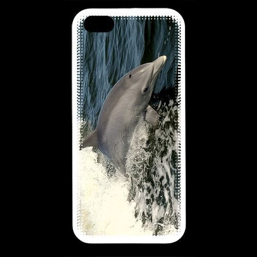 coque iphone 5 dauphin