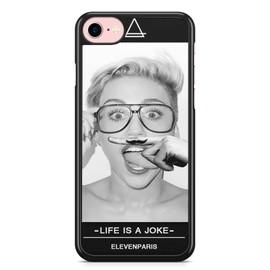 Coque iPhone 5 et iPhone 5S et iPhone SE Miley Cyrus Eleven Paris