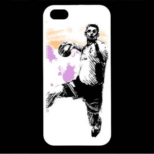 coque handball iphone 5