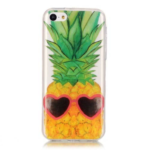 coque iphone 4 fille ananas