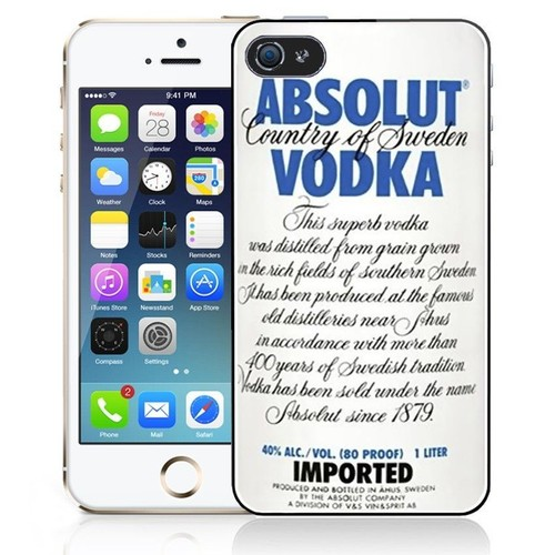 coque iphone 6 vodka