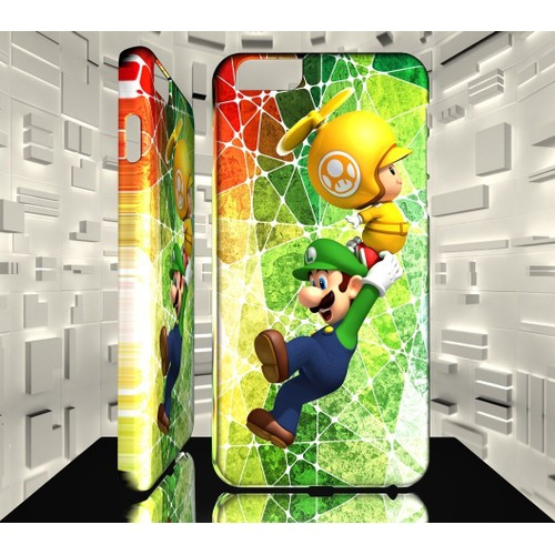 coque iphone 6 luigi