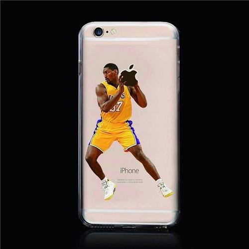 coque iphone 6 plus lakers