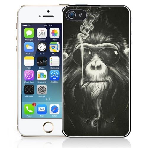 coque iphone 6 singe