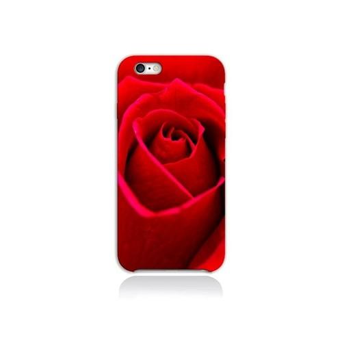coque iphone 6 plus rose rouge
