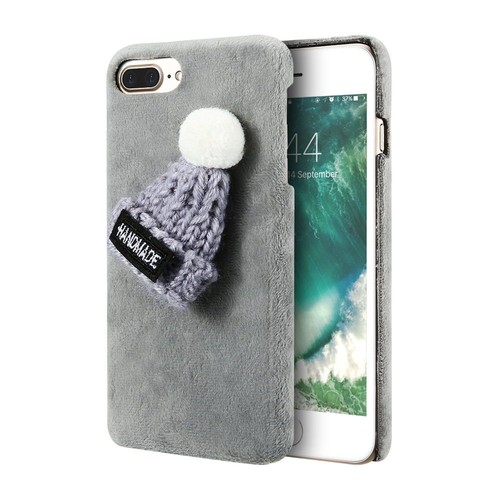 coque peluche iphone 7