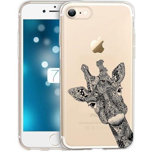 coque iphone 7 giraffe