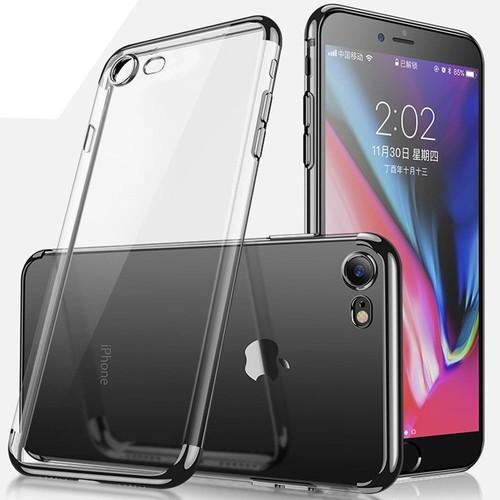 coque iphone 7 brillant transparent