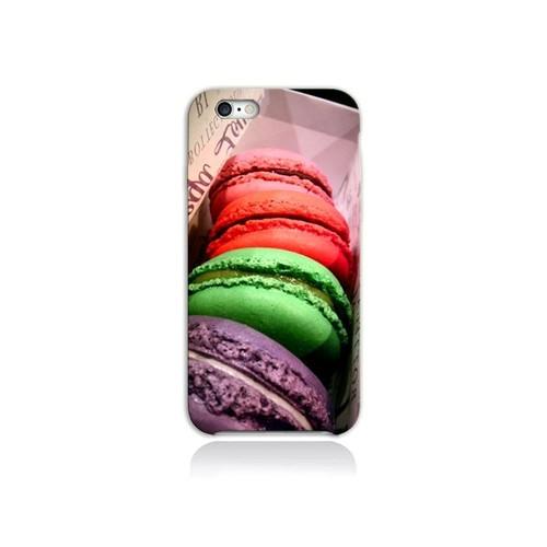 coque iphone 7 plus macaron