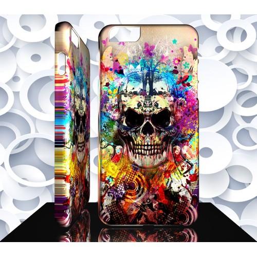 iphone 8 plus coque tete de mort