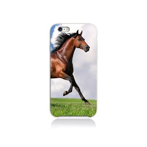 coque iphone 8 cheval