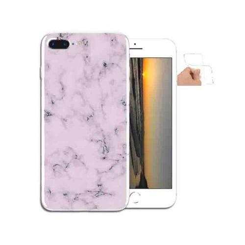coque iphone 8 effet marbre