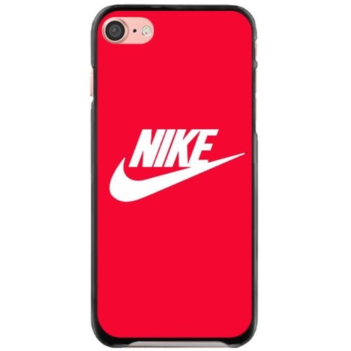 coque iphone 8 nike rouge