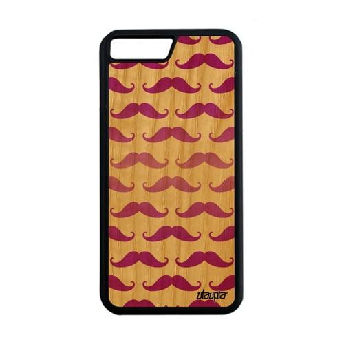 coque iphone 8 plus moustache