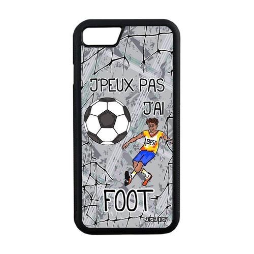 iphone 8 coque foot