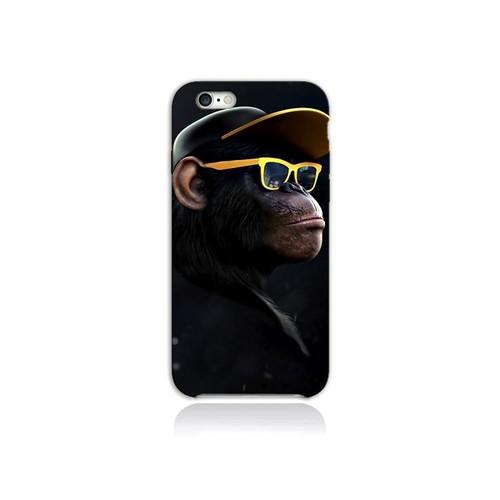 coque iphone 8 singe