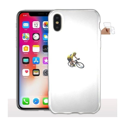 coque iphone x vélo