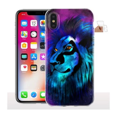 coque animaux iphone x