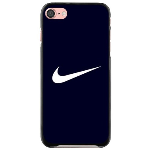 coque iphone x nike noir