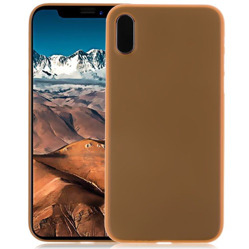 coque iphone x fine silicone