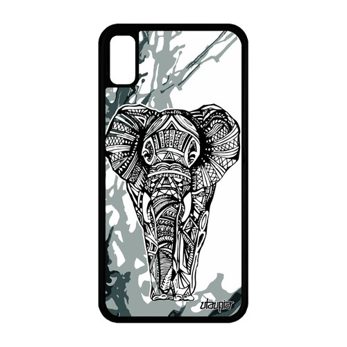 coque iphone xr elephant