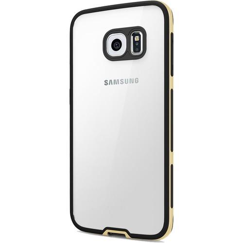 f4dae92329fc2d Coque Itskins Venum Galaxy S7 Edge Noir Et Doré pas cher - Rakuten
