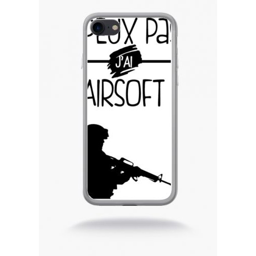 coque iphone 7 airsoft