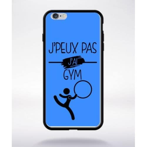 coque iphone 6 gymnastique