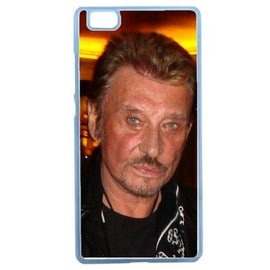 coque huawei p smart johnny hallyday