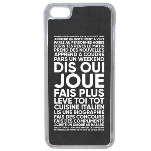coque iphone 7 parole