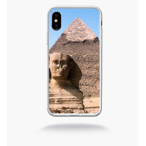 coque iphone x pyramide